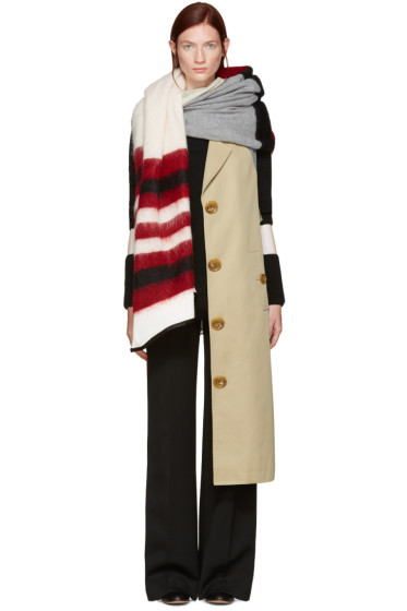 Undercover - Multicolor Vest Scarf