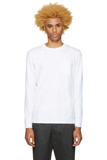 Undercover - White Accent Seam T-Shirt