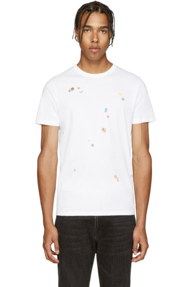 PS by Paul Smith - White Pills T-Shirt