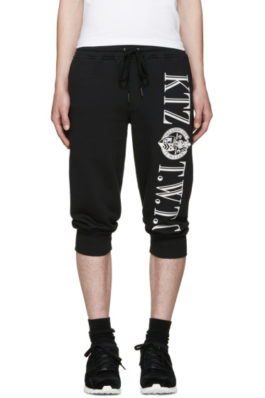 KTZ - Black Logo Lounge Pants