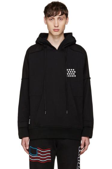 KTZ - Black Flag Logo Hoodie