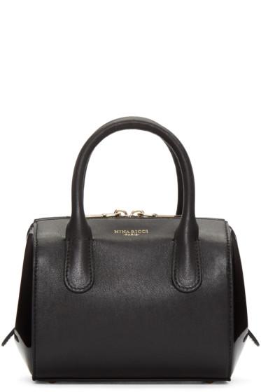 Nina Ricci - Black Mini Youkali Bag