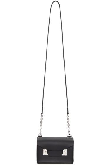 Sophie Hulme - Black Nano Milner Shoulder Bag