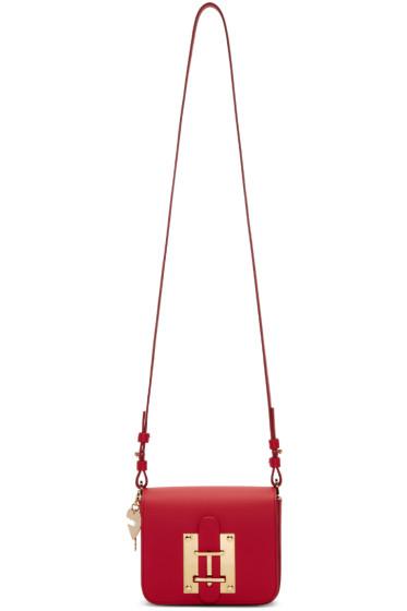 Sophie Hulme - Pink Small Darwin Shoulder Bag