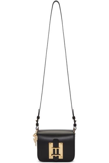 Sophie Hulme - Black Small Darwin Shoulder Bag