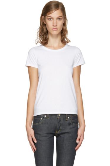 Visvim - White Ultimate T-Shirt