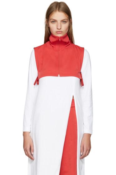 Facetasm - Red Turtleneck Collar