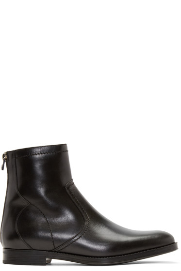 Jimmy Choo - Black Pablo Boots