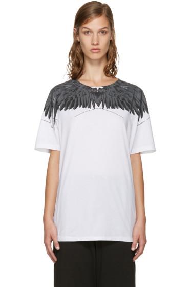 Marcelo Burlon County of Milan - White Paloma T-Shirt