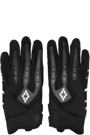Marcelo Burlon County of Milan - Black Villarrica Gloves