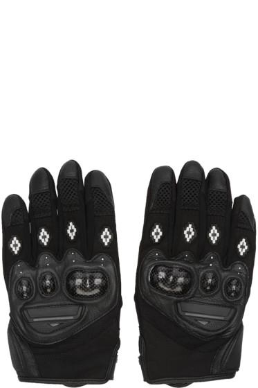 Marcelo Burlon County of Milan - Black Uturuncu Gloves