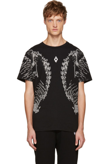 Marcelo Burlon County of Milan - Black Bove T-Shirt