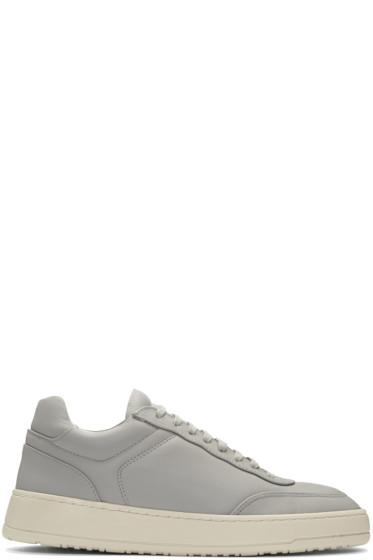 ETQ Amsterdam - Grey Low 5 Sneakers