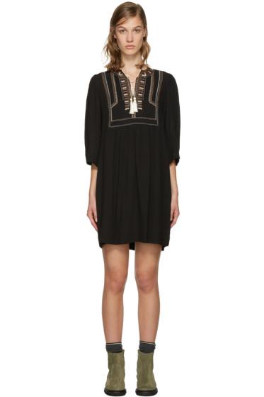 Isabel Marant Etoile - Black Clara Dress