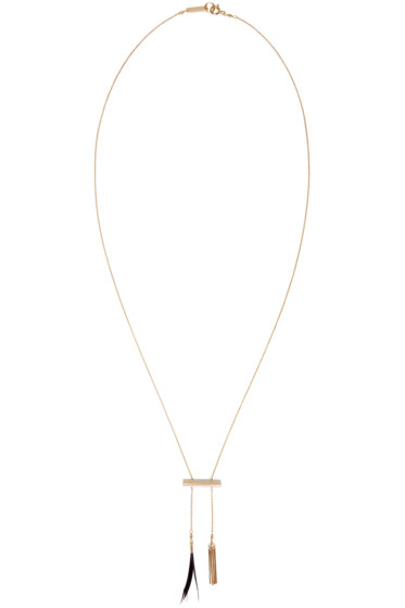 Isabel Marant - Gold Biennale Necklace