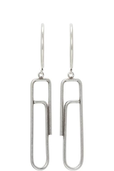 Isabel Marant - Silver Glum Earrings
