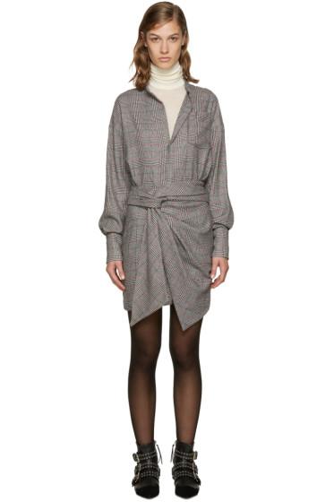 Isabel Marant - Tricolor Khol Dress