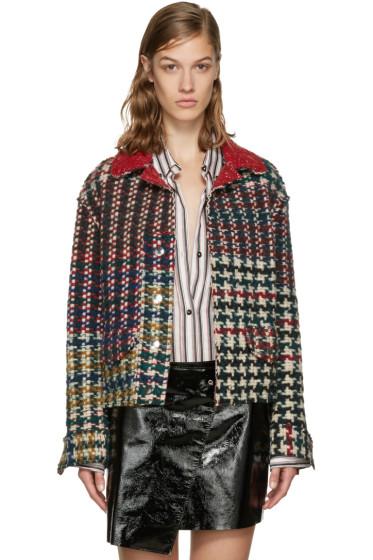 Isabel Marant - Reversible Multicolor Demma Jacket