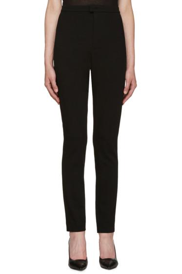 Isabel Marant - Black Miyo Costard Trousers