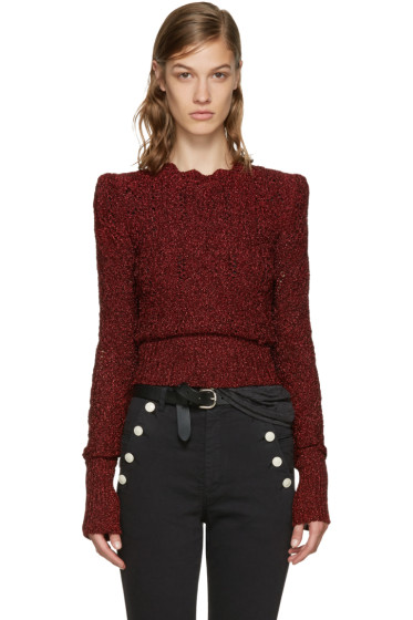 Isabel Marant - Red Debie Pullover