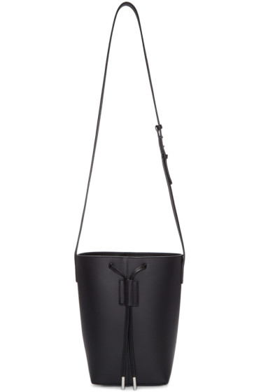 PB 0110 - Black AB34 Bucket Bag