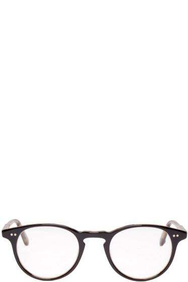 Garrett Leight - Black Winward Glasses