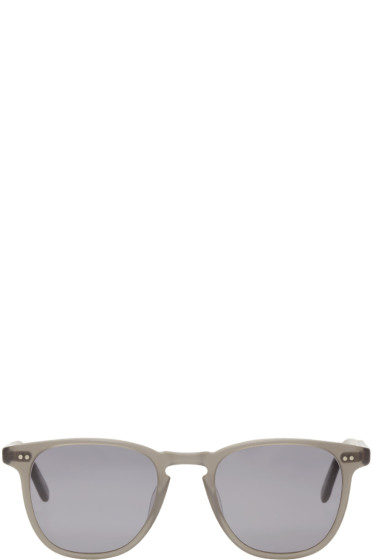 Garrett Leight - Grey Brooks Sunglasses
