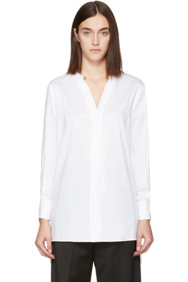 Esteban Cortazar - White Collar Shirt