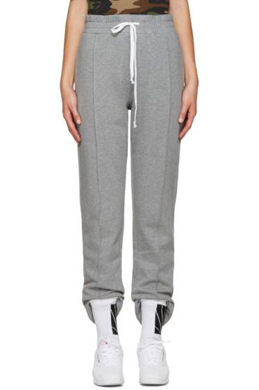 Gosha Rubchinskiy - Grey Lounge Pants
