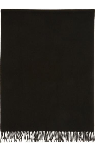 Etudes - Black Magnolia Scarf