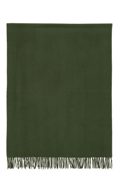 Etudes - Green Magnolia Scarf