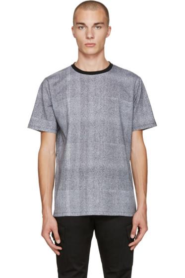 Etudes - Black & White Xerox T-Shirt