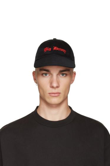 Vetements - Black 'Big Daddy' Cap