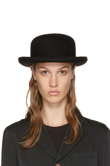 Comme des Garçons Comme des Garçons - Black Scha Edition Bowler Hat