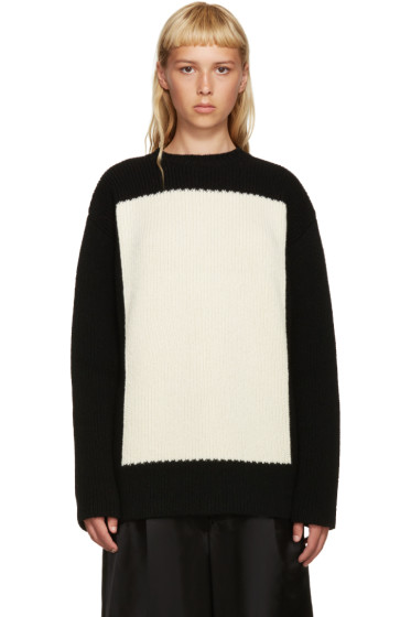 Loewe - Black Window Sweater