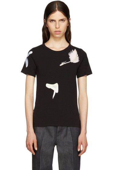 Loewe - Black Printed T-Shirt