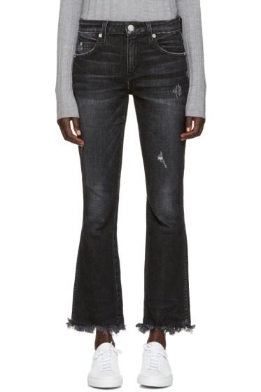 Amo - Black Jane Jeans