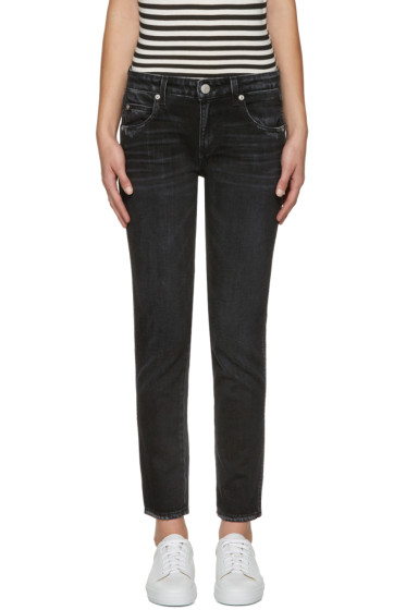 Amo - Black Kate Jeans