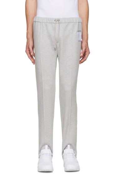 Satisfy - Grey Stirrup Lounge Pants