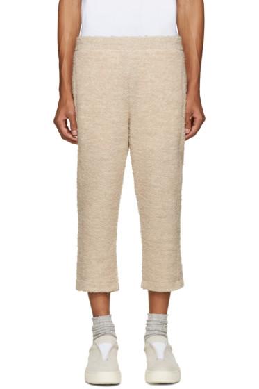 Cottweiler - Beige Sheaf Lounge Pants