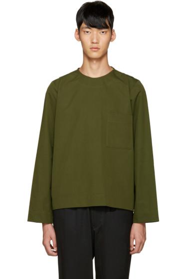 Craig Green - Green Pocket Shirt