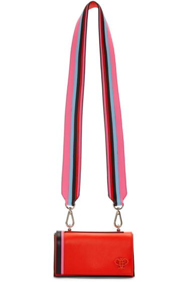 Emilio Pucci - Red Small Logo Satchel