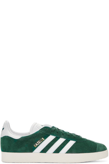 adidas Originals - Green Gazelle Sneakers