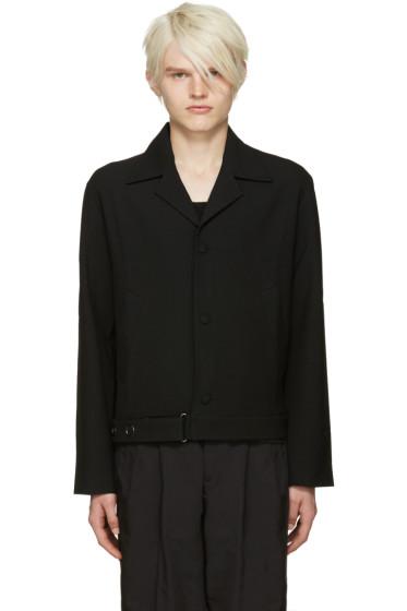 CMMN SWDN - Black Lou Jacket