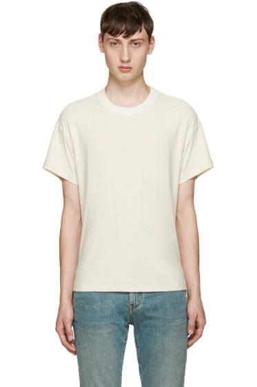 Fanmail - Beige Boxy T-Shirt
