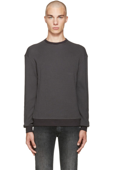 John Elliott - Green Thermal T-Shirt