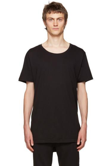John Elliott - Black Mercer T-Shirt