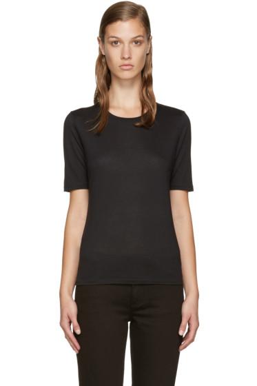 Totême - Black Stockholm T-Shirt