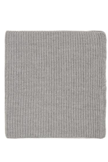 Hyke - Grey Wool Neck Warmer