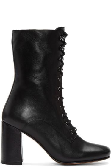 Maryam Nassir Zadeh - Black Emanuelle Boots